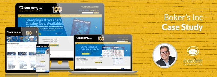 Cazarin Interactive Case Study - Boker's Inc