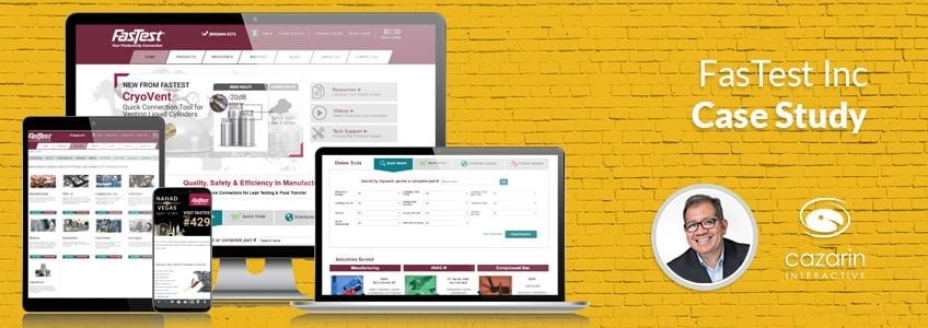 Cazarin Interactive Case Study - FasTest Inc
