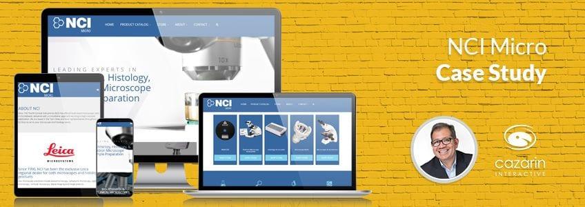 Cazarin Interactive Case Study - NCI Micro