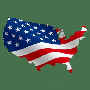 —Pngtree—flying american flag_4106382