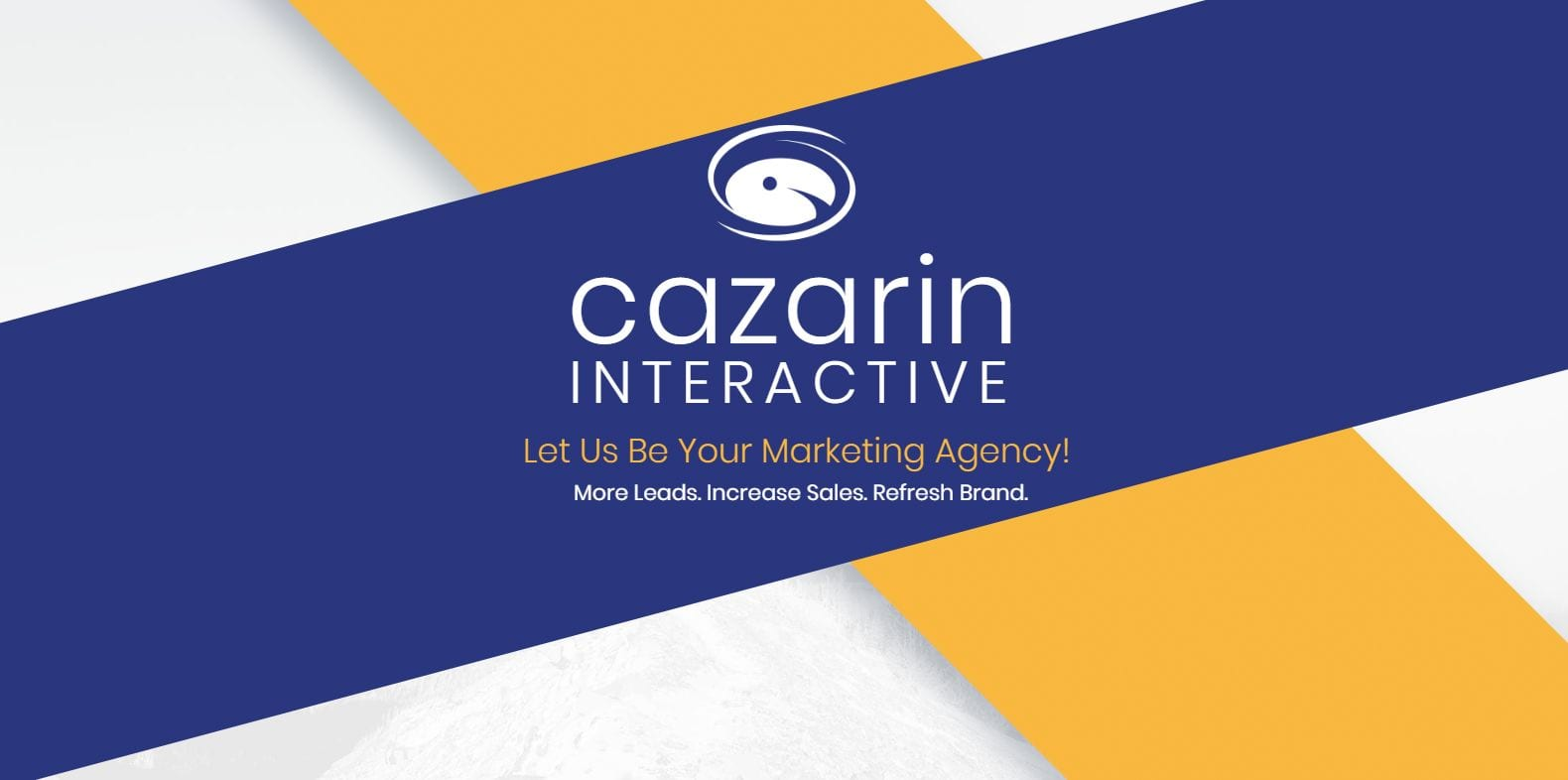Let Cazarin Interactive be your Marketing Agency