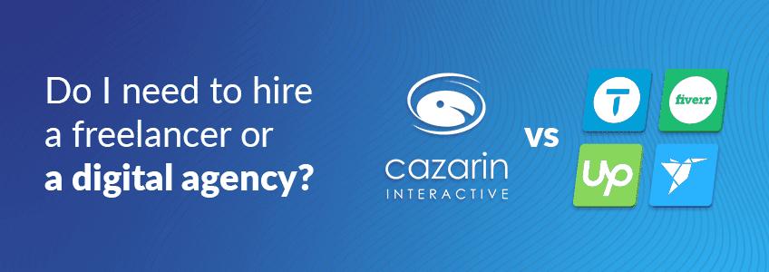 Hire Digital Marketing Agency Cazarin Interactive Image