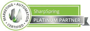 SharpSpring Platinum Partner Certification